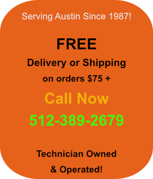Austin Toner Information on free shipping for toner